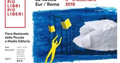 Più libri più liberi partecipa ad ALDUS, la rete europea delle fiere del libro cofinanziata dall'Unione Europea nell'ambito del programma Europa Creativa.