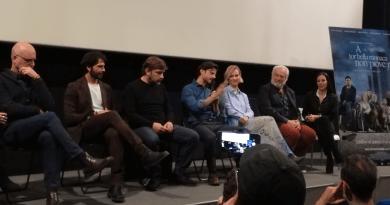 Marco Bocci ha scritto un bel libro, poi ne ha fatto un bel film. Nelle sale dal 28 novembre, con un cast eccezionalmente perfetto.