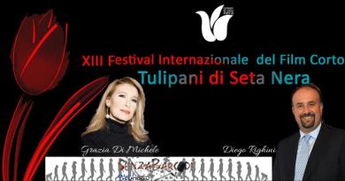 Come Tulipani di seta nera, come una diversità che, con eleganza e musica, ci aiuta a comprende il suo valore. Il festival del corto con Diego Righini e Grazia Di Michele.