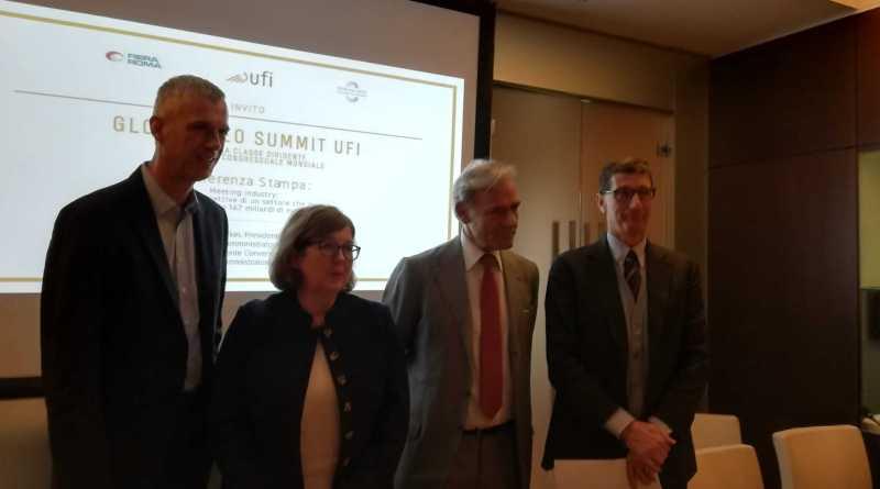UFI, Global CEO Summit, a Roma dal 5 al 7 febbraio. Industria fieristica: bilanci e prospettive di un settore che muove nel mondo oltre 275 miliardi di euro.