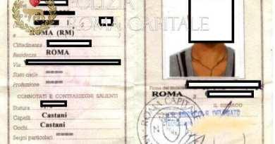 Tenta di registrare il figlio con un documento falso, arrestato da una pattuglia della Polizia Locale di Roma Capitale.