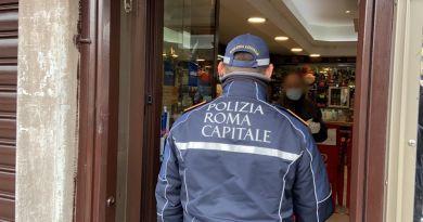 Tutela salute pubblica, ieri oltre 10mila controlli della Polizia Locale: 5 le persone denunciate. Un forno è stato chiuso per gravi carenze igienico-sanitarie.