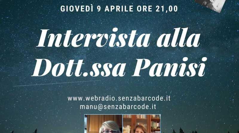 In occasione del 2 aprile, Giornata mondiale sulla consapevolezza dell'autismo ho intervistato la Dottoressa Cristina Panisi