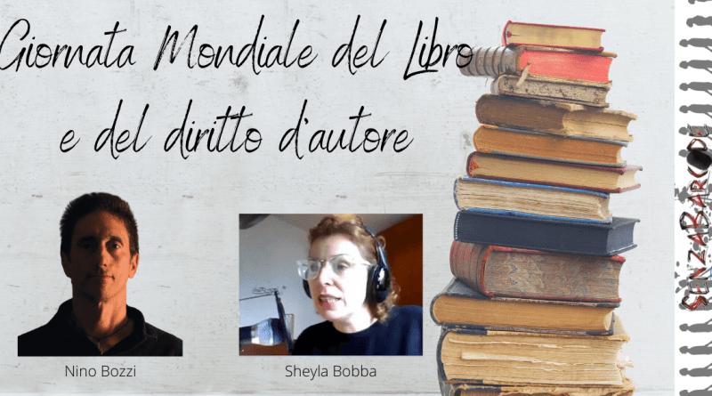 Si parla di testi, scrittori e lettura nella Giornata mondiale del libro e del diritto d'autore. Con Nino Bozzi, CTL Editore a promuovere letteratura, pubblicazione e concorsi letterari.