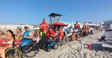 Torna dal 6 agosto Disabilità e Benessere e continuiamo a parlare di vacanze, spiagge e disabilità. Intervista a Giorgia Rollo de La Terrazza Tutti al mare.