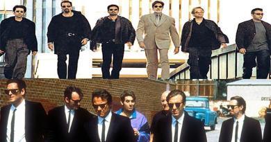 Prima di tutto bisogna prendere in considerazione il significato di alcuni termini. Rubare, copiare, ispirare. Oxford ha coniato il termine Tarantino-esque.