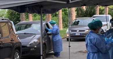 Da oggi nel Lazio obbligatorio comunicare rientro e drive-in e test per chi rientra da Grecia, Croazia, Spagna e Malta.