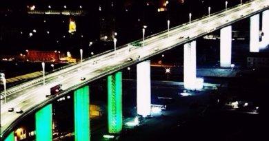 È il Genova San Giorgio il nuovo viadotto autostradale di Genova, in luogo del ponte Morandi crollato parzialmente il 14 agosto di due anni fa.