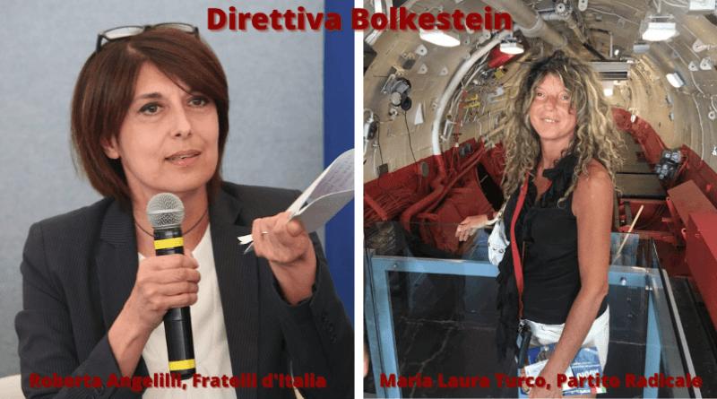 Direttiva Bolkestein, dagli operatori del commercio ambulante alle spiagge. Ne parliamo con Roberta Angelilli membro dell'esecutivo nazionale di Fratelli d'Italia e l'avvocato Maria Laura Turco, membro della segreteria del Partito Radicale.
