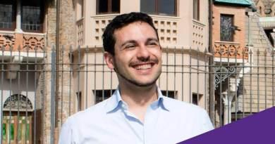 A #Roma 2021 Paolo Leccese, vicepresidente del Consiglio del II Municipio e presidente della commissione commercio. Capogruppo di Volt partito paneuropeo e progressista fondato nel 2017.