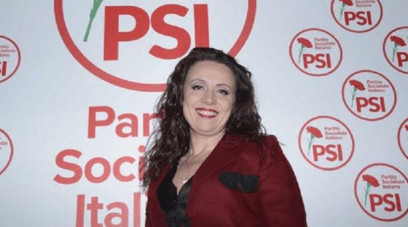 A Roma 2021 il consigliere Cristina Grancio che ha portato in Campidoglio il Partito Socialista Italiano.