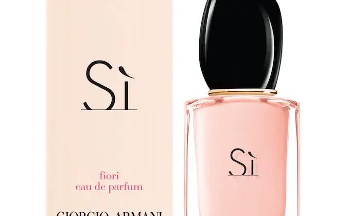 Il marchio Armani è la stella polare nel campo della moda e dei profumi. L'orgoglio di indossare un gioiello.