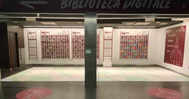 A Roma nasce la biblioteca digitale gratuita per i clienti del trasporto pubblico. Al via e-L.OV.+Viaggi+Leggi: 18mila punti di accesso lungo la rete Atac per scaricare centinaia di ebook.