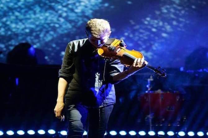 In arrivo il 13 settembre, al Parco degli Artisti di Rimini, Awakening Symphony, l'esibizione live del violinista Federico Mecozzi assieme all'orchestra sinfonica Rimini classica.