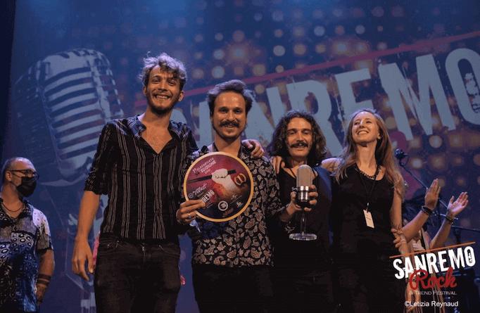 Nolo e Le Distanze sono le band vincitrici del 34esimo Sanremo Rock & Trend Festival, il punto di riferimento dei giovani artisti.