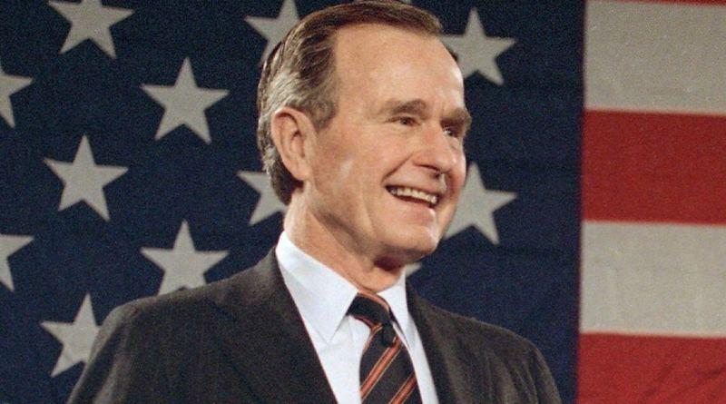 George Helbert Walker Bush nasce a Milton, Massachusetts, il 12 giugno 1924, secondogenito di Prescott Bush e Dorothy Walker.