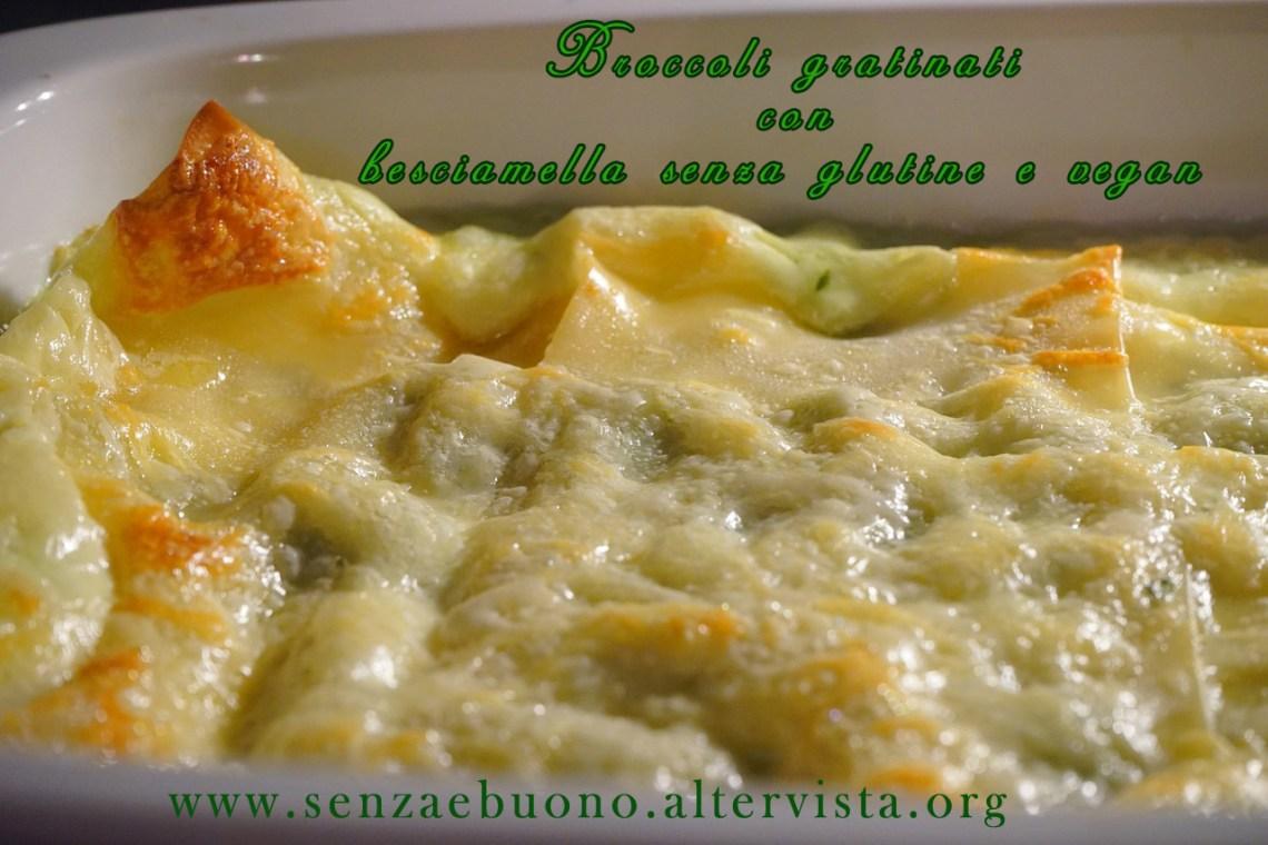 broccoli-besciamella-senza glutine-vegan