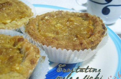 Crostatine senza glutine e vegan
