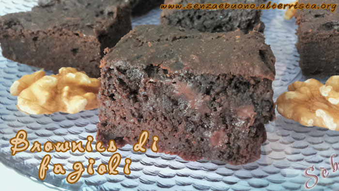 Brownies con l'ingrediente segreto!