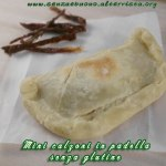 Mini calzoni in padella senza glutine e vegan