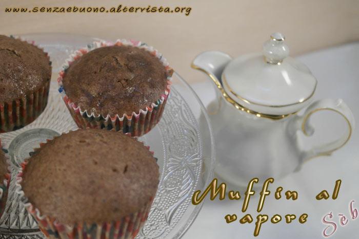 Muffin al vapore