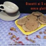 Biscotti ai cinque cereali senza glutine