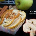 Tortine alle mele vegan senza glutine sugarfree