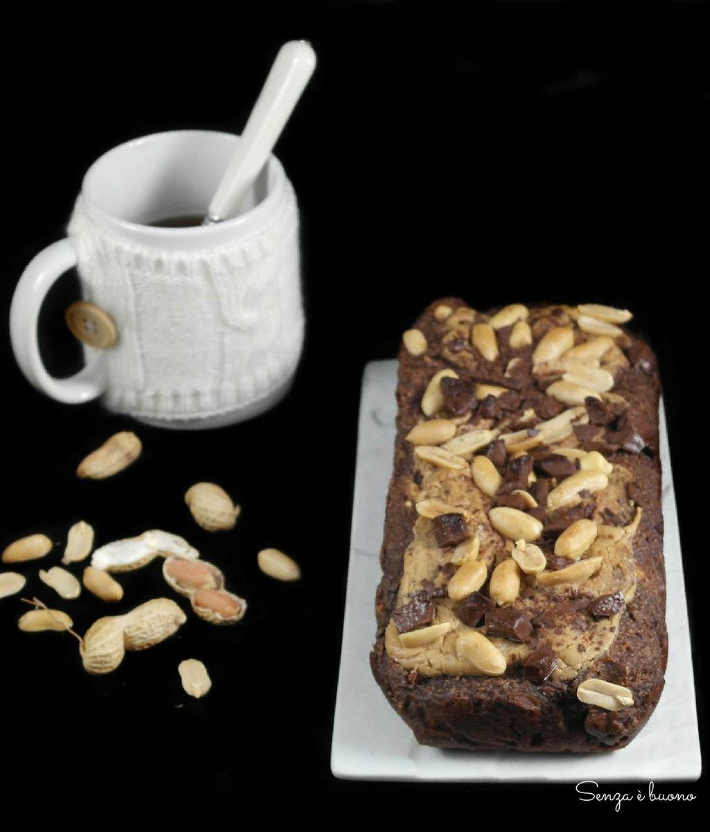 Tipi di farina senza glutine. Banana bread senza farina vegan