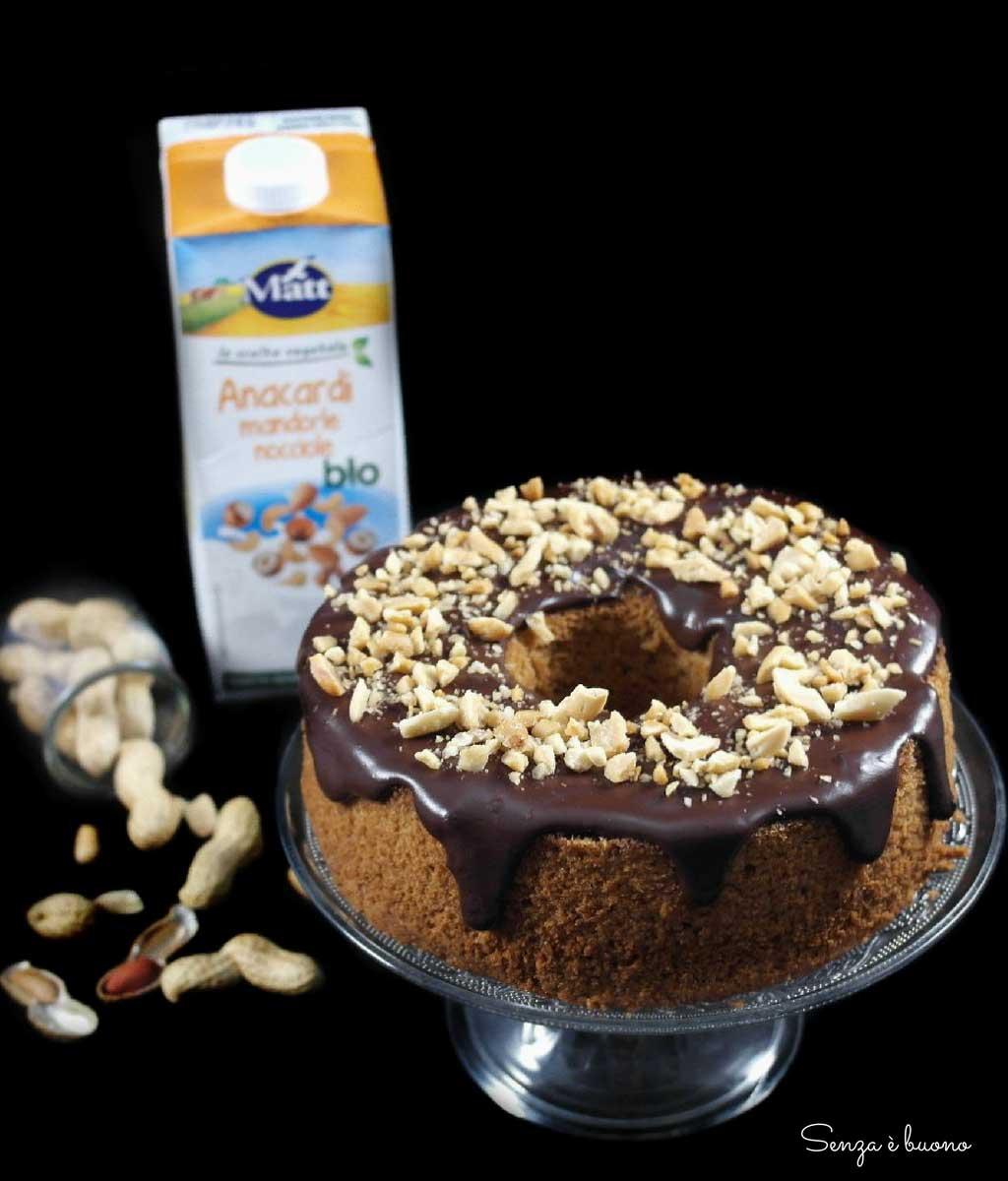 chiffon cake senza glutine ricetta