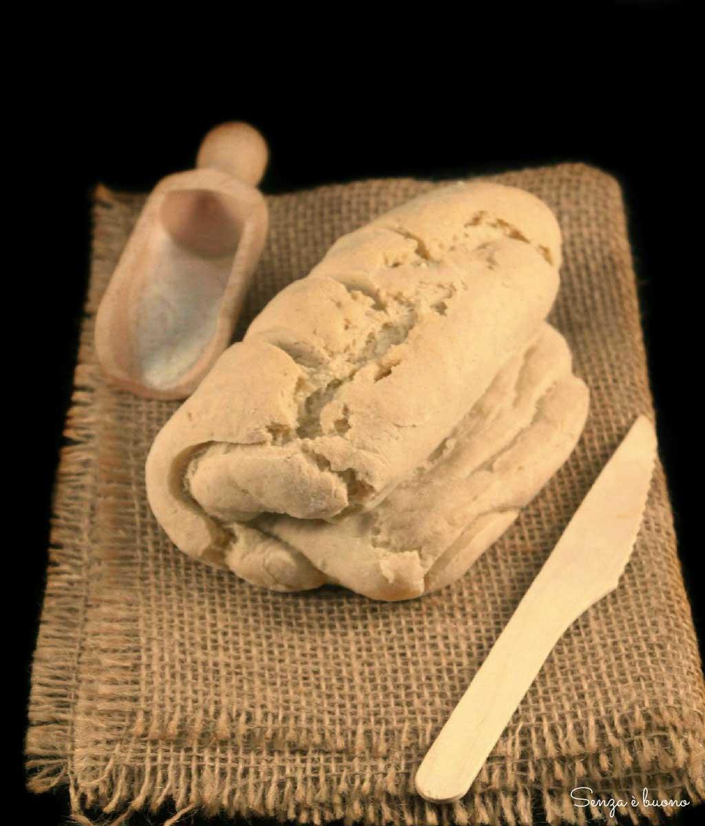 come preparare il pane senza glutine con farine naturali e lievito madre