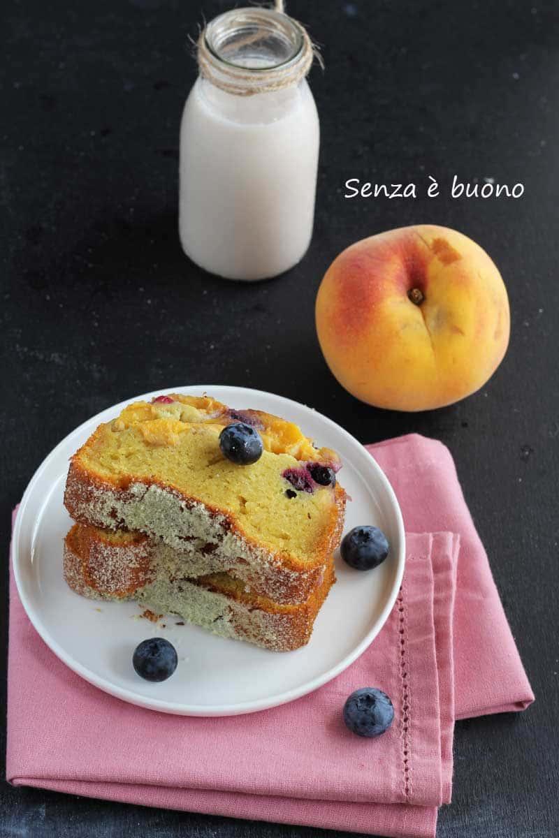 Ricetta del Plumcake allo yogurt senza lattosio e senza glutine