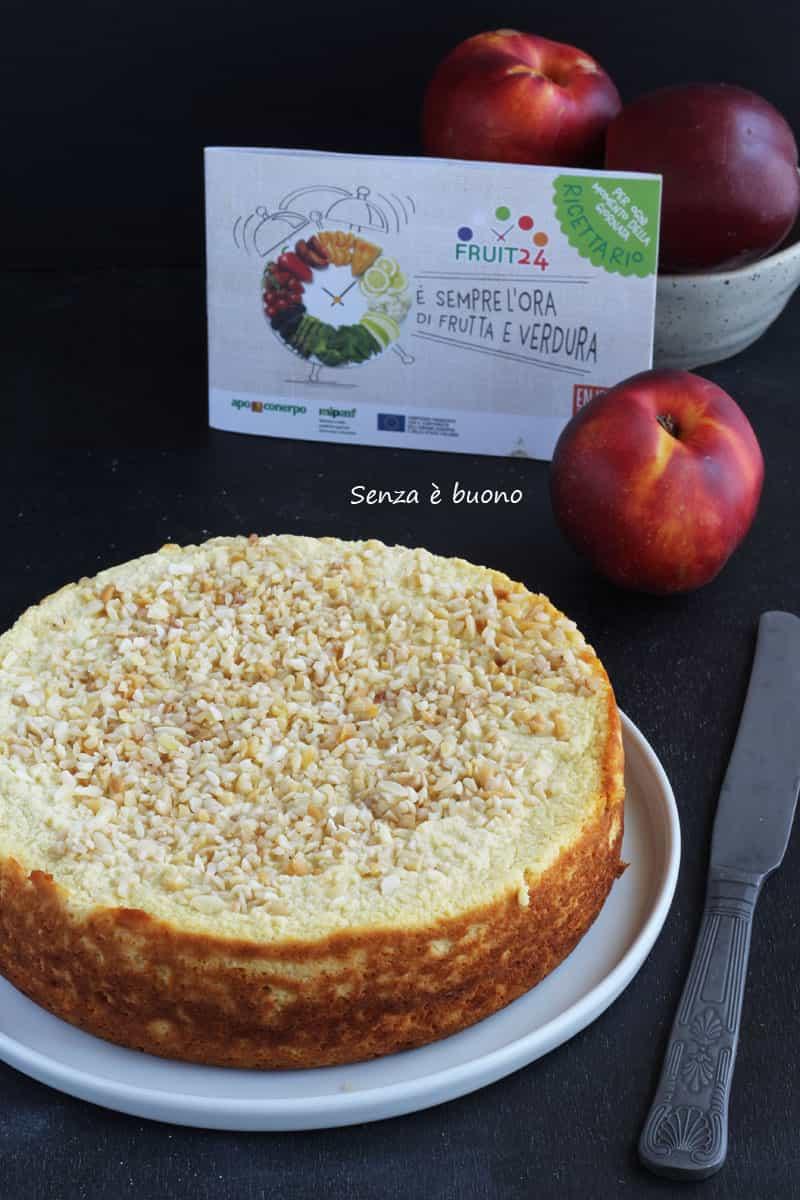 Ricetta torta in padella senza glutine