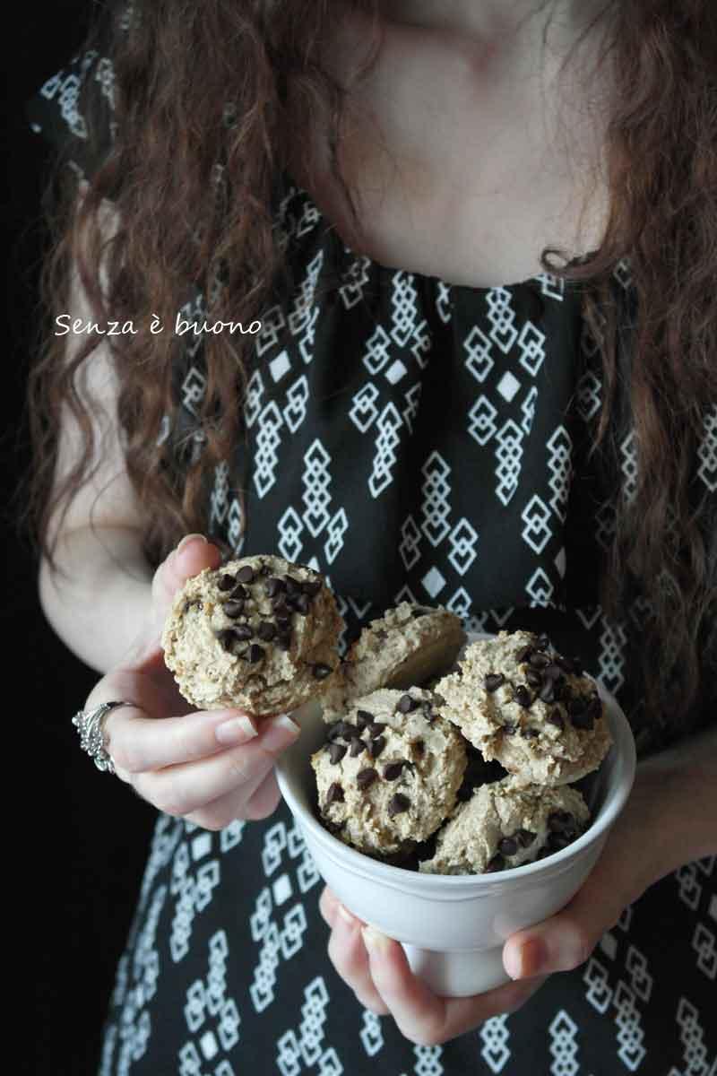 Biscotti con succo di frutta senza glutine