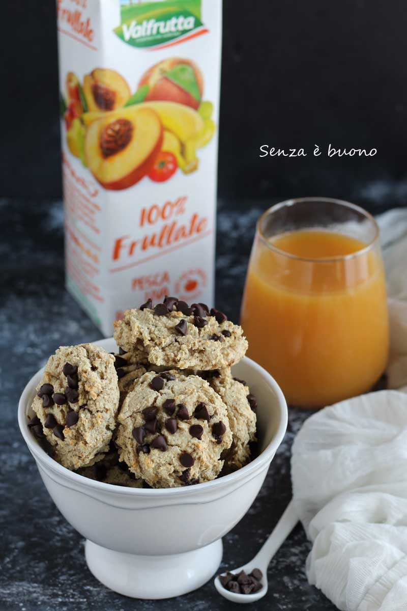 Ricetta biscotti senza glutine facili e veloci da preparare