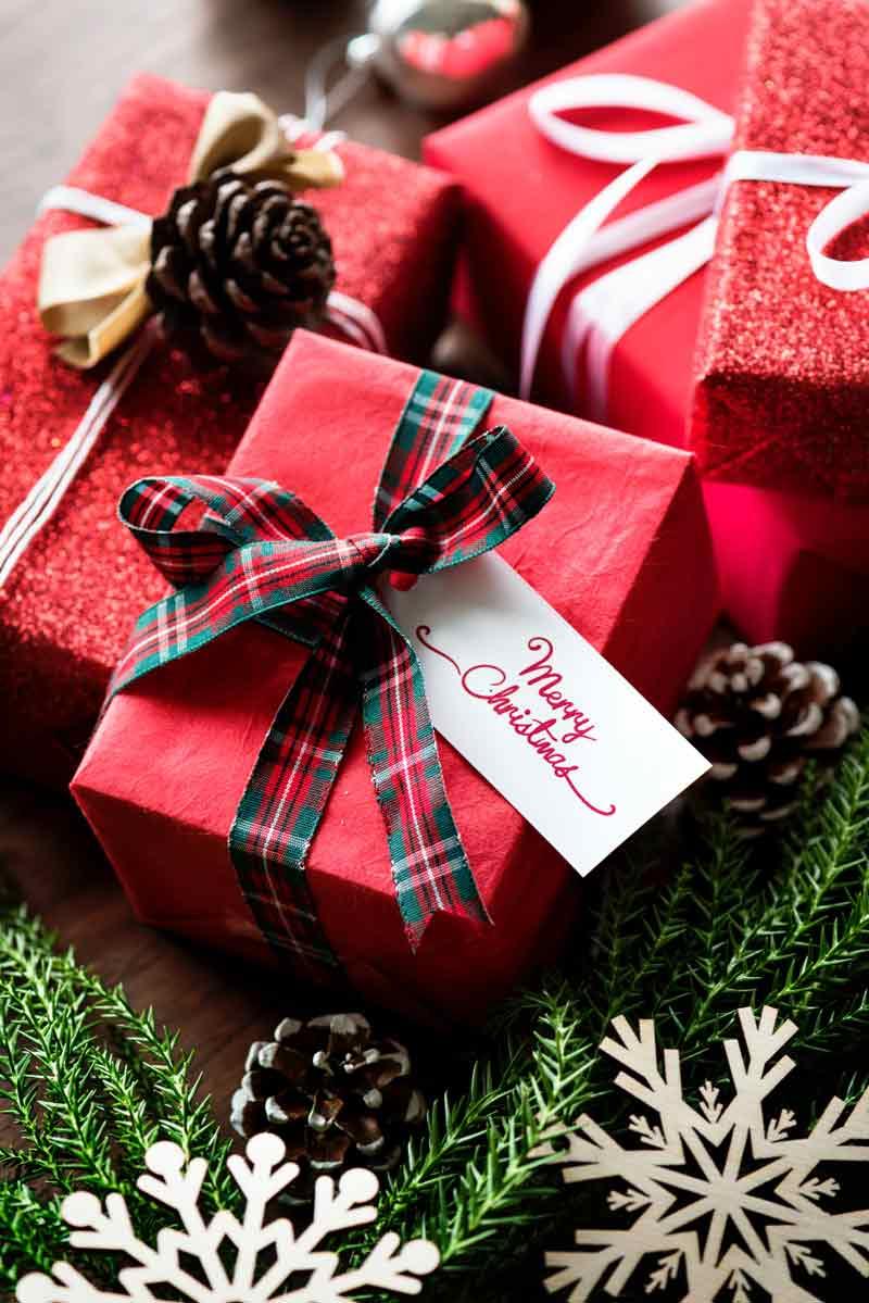 Regali di Natale home made: bigliettini di Natale gratis da stampare