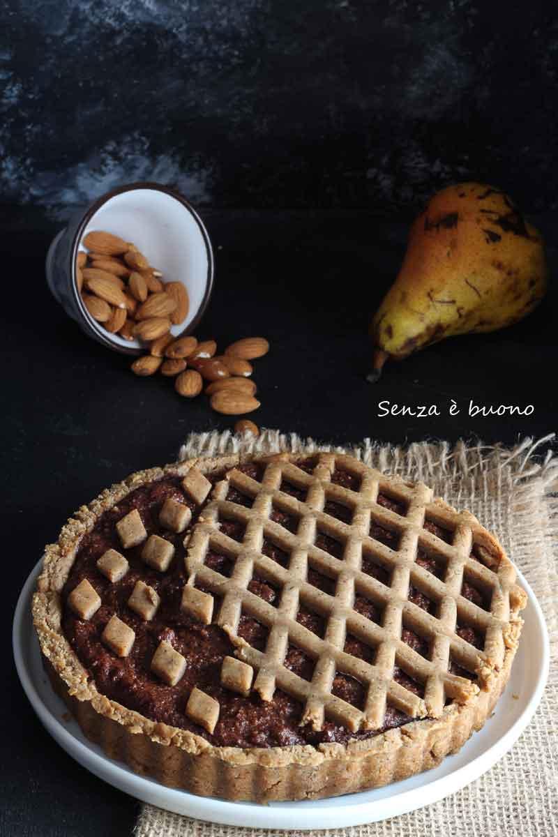 Dolce pere e cioccolato ricetta