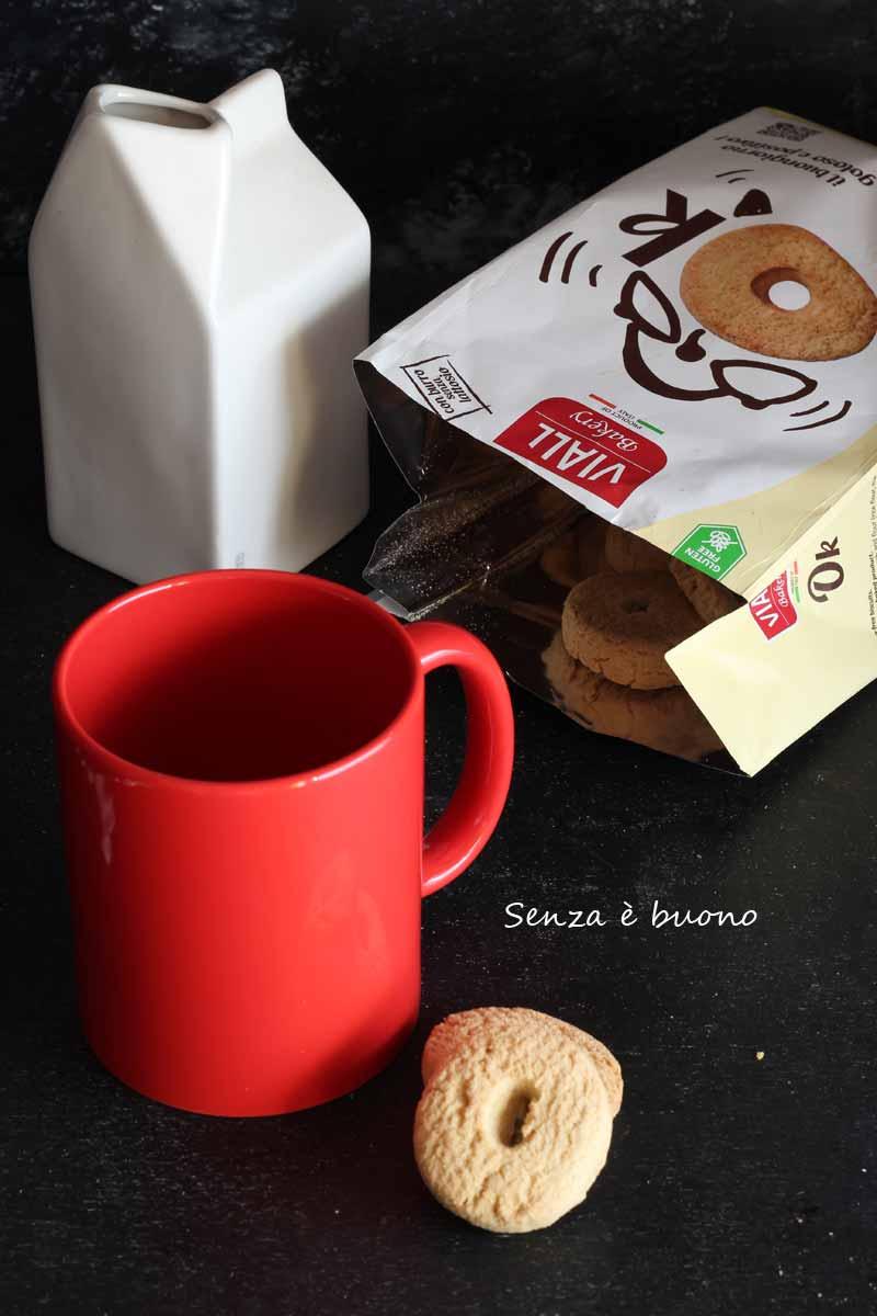 biscotti Viall Food senza glutine