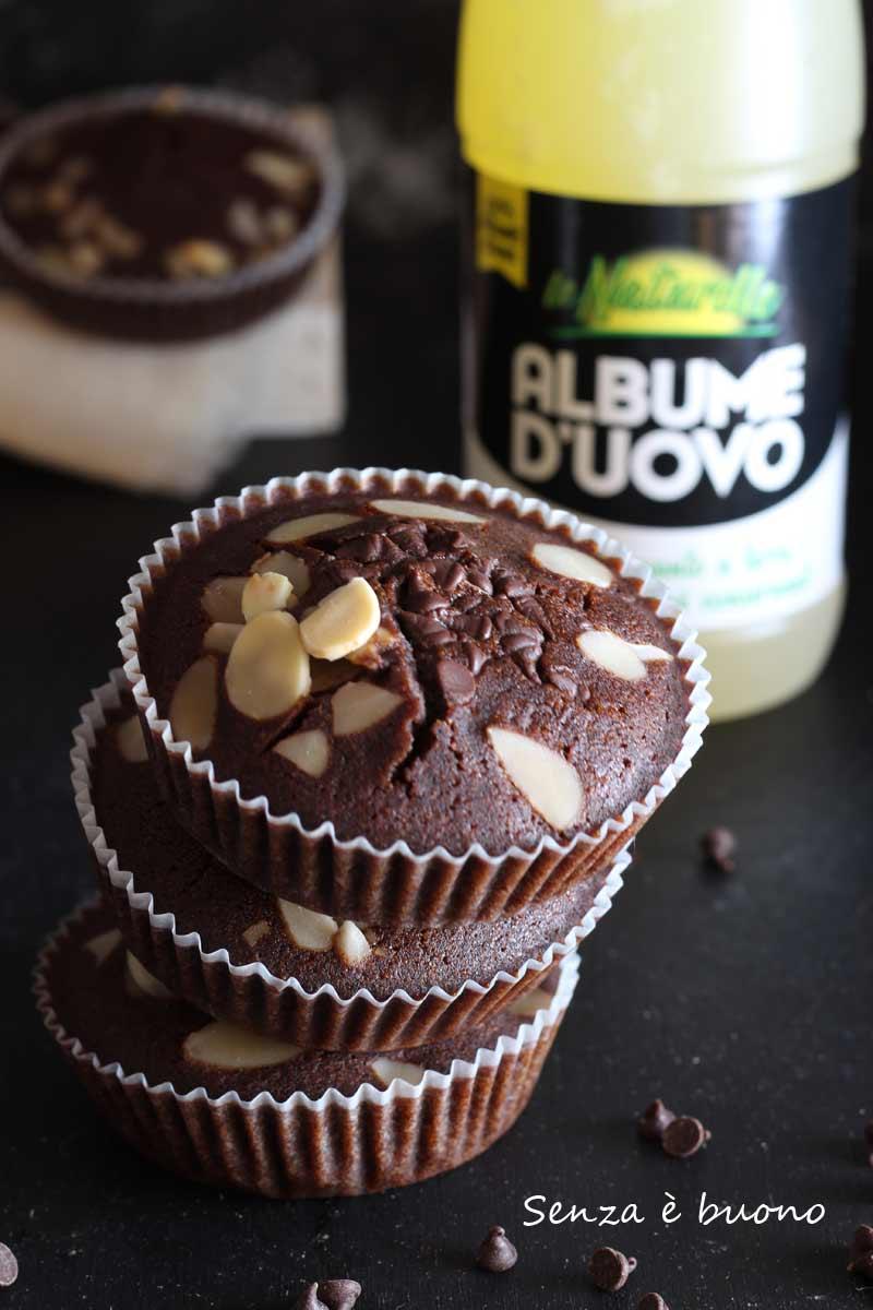 tortine al cacao senza glutine