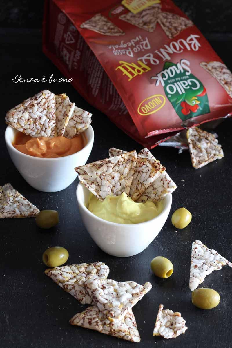 maionese senza soia ricetta