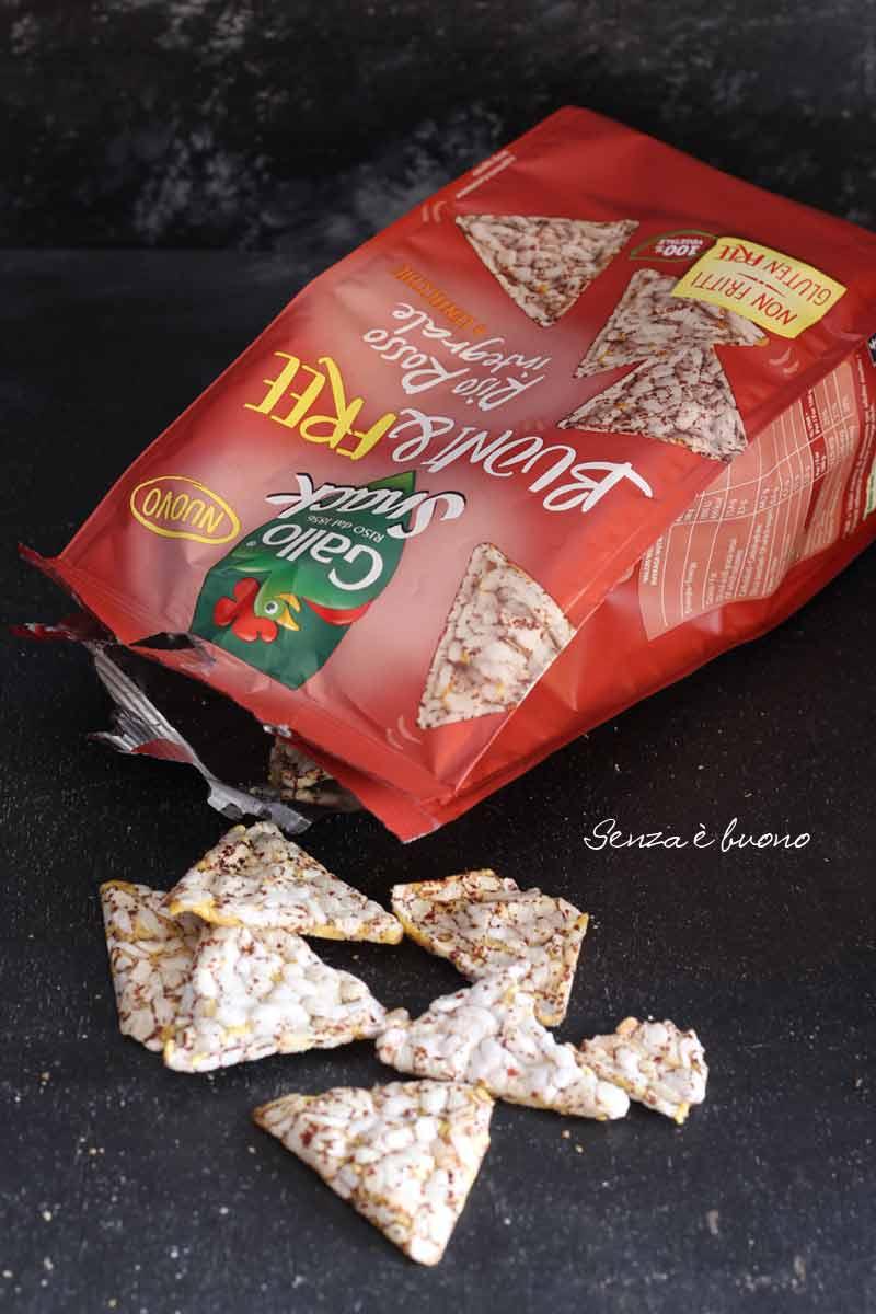 snack buoni e sani riso gallo