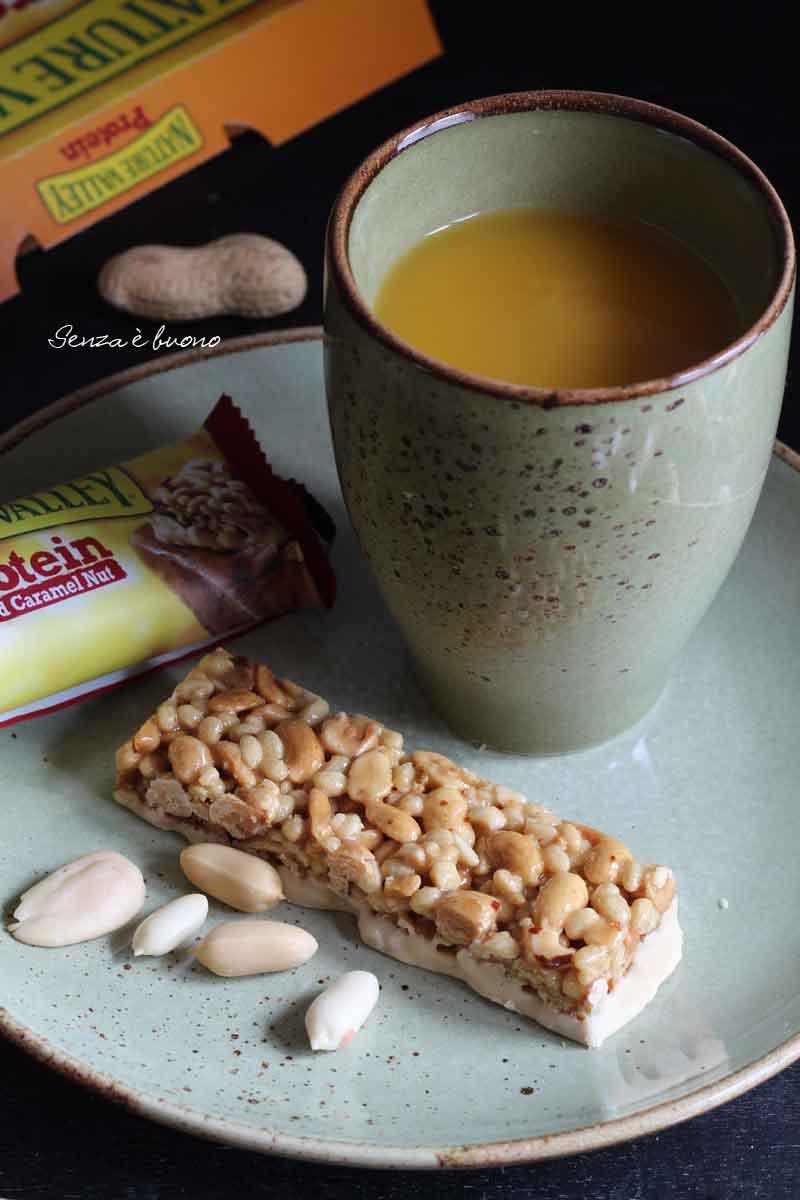 Barrette proteiche senza glutine Nature Valley