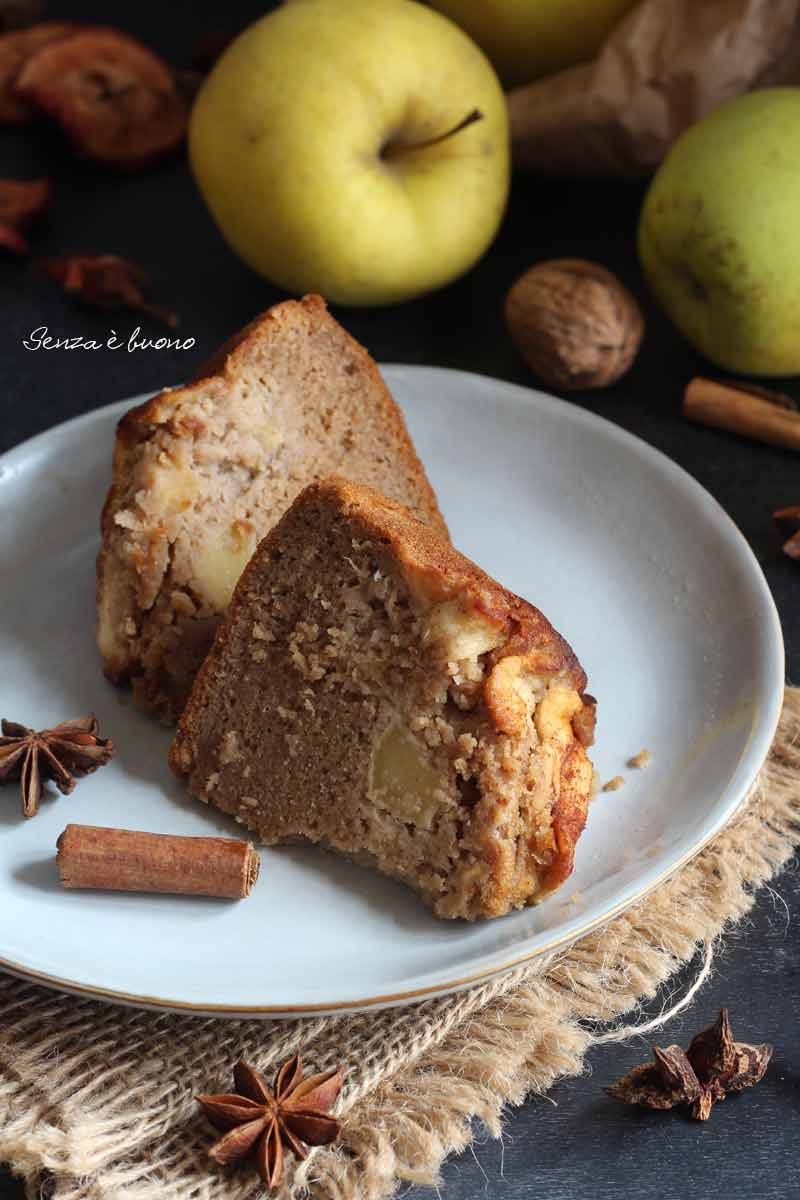 torta di mele veloce da preparare