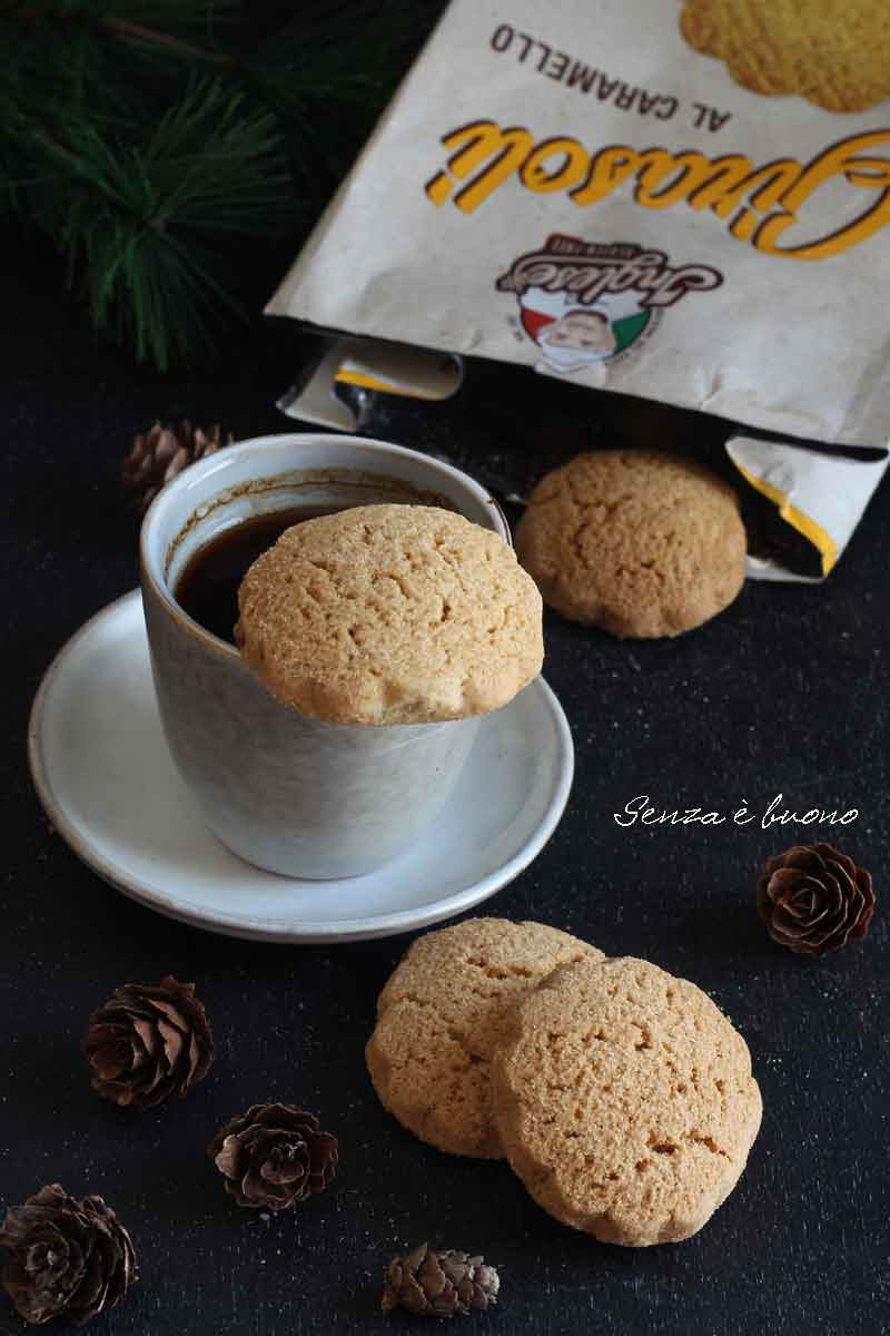 biscotti Girasoli inglese glutenfree