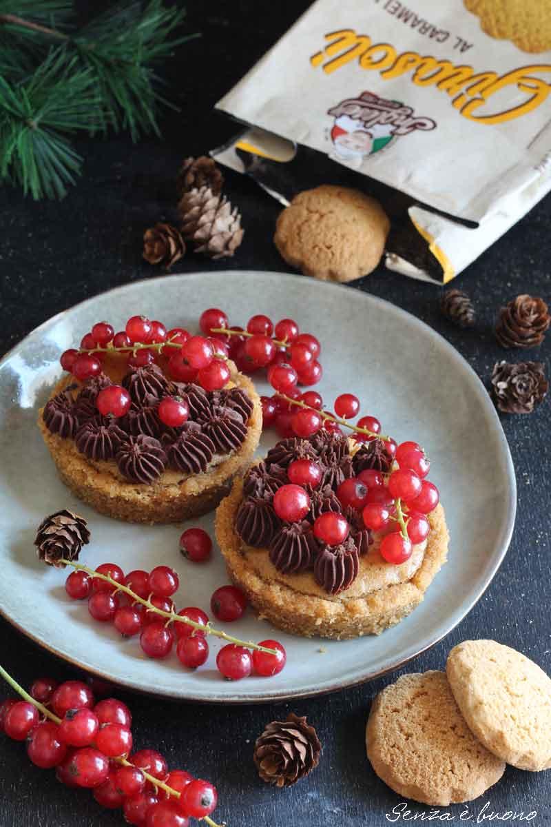 Ricetta dessert monoporzione senza glutine senza lattosio