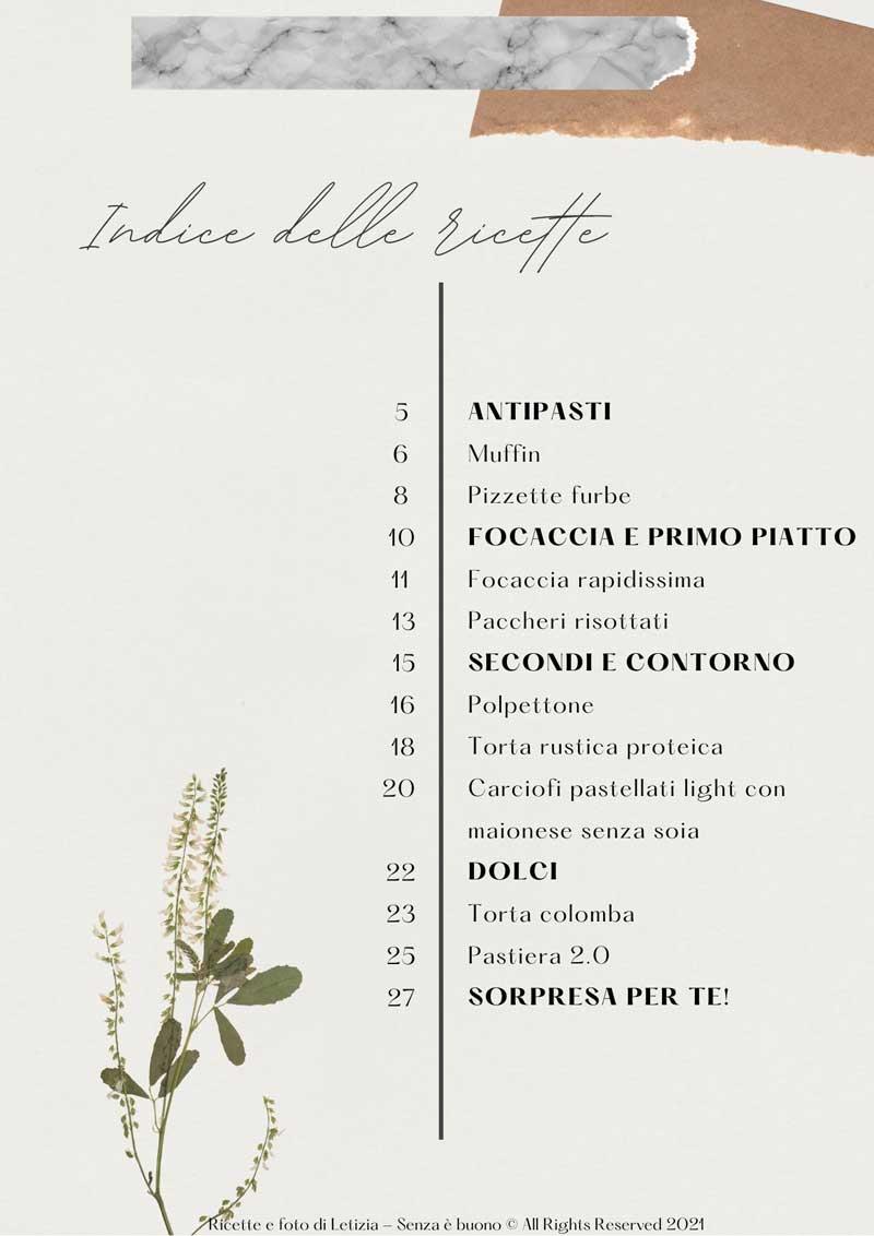 menu vegan senza glutine 10 ricette