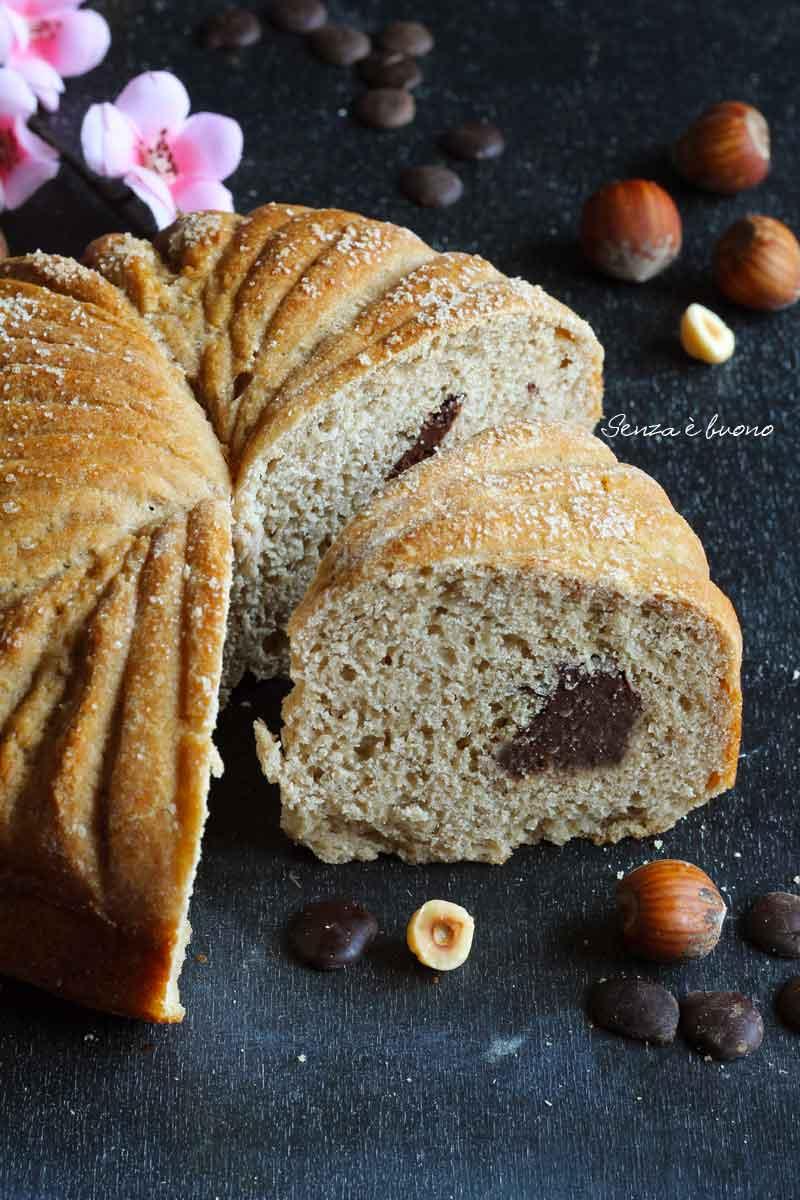 ricetta wool roll bread senza glutine senza latticini