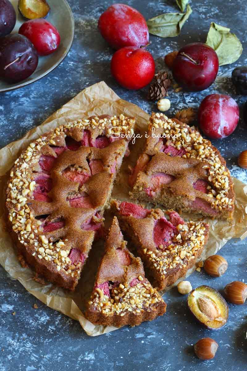 ricetta crostata morbida senza glutine vegan