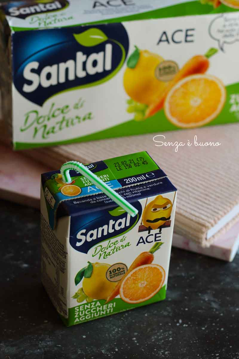 santal succo di frutta