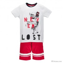 Set in jersey t-shirt e shorts 21,90€ diversi colori