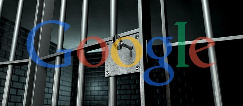 عقاب السجن اليدوي من جوجل